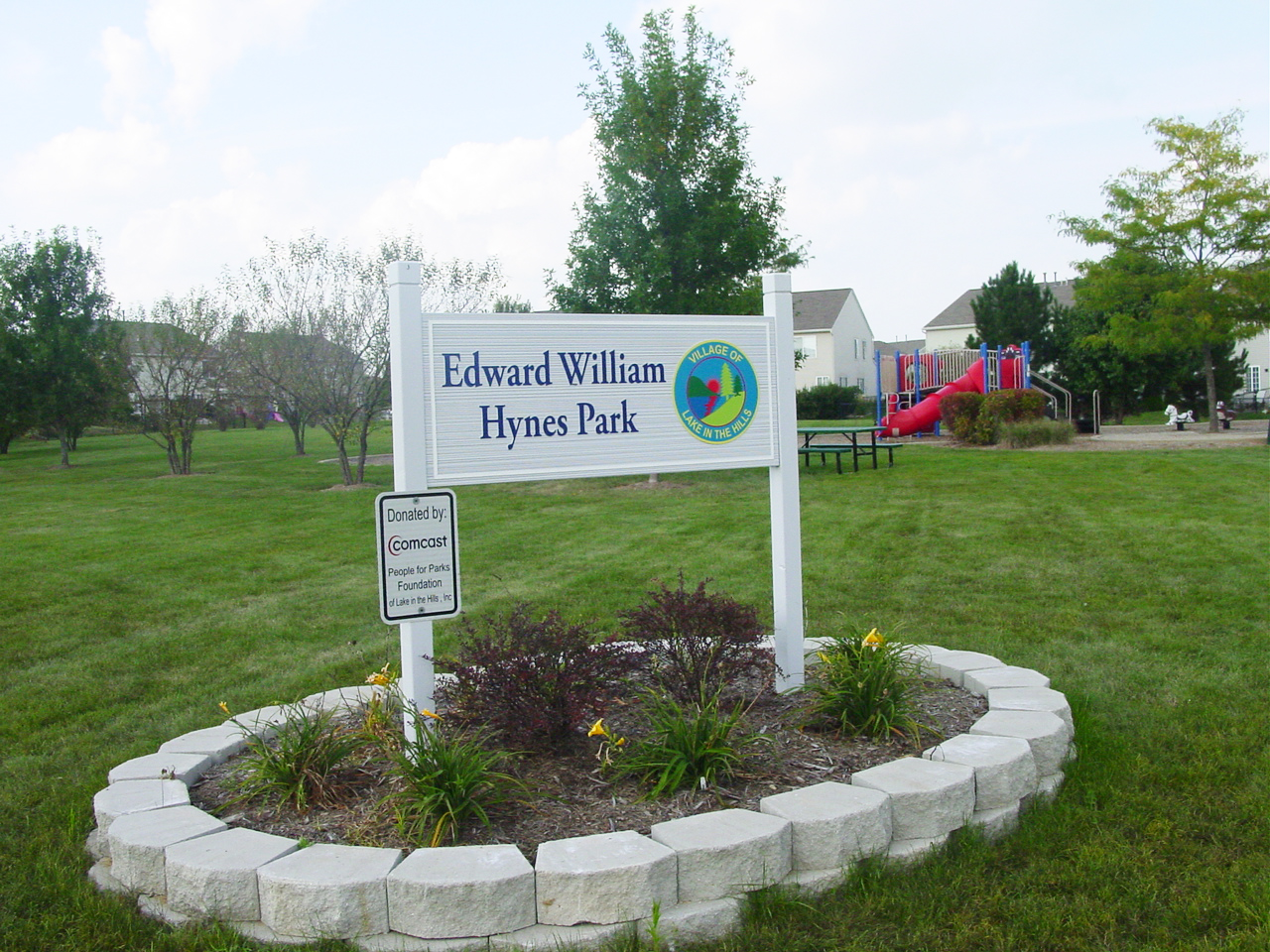 Edward William Hynes Park
